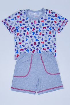 Костюм  (футболка, шорты)