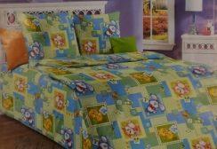 Комплект постельного белья для детей 1,5 215*145