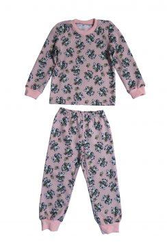 Пижама на манж.теплая