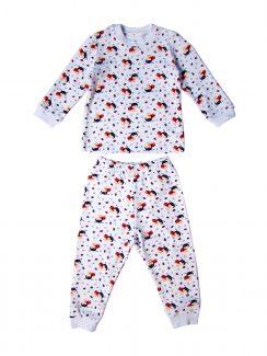 Пижама с застежкой