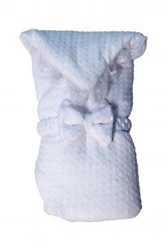 Одеяло на выписку ЗИМА